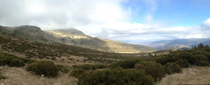 Climbing in Cotos