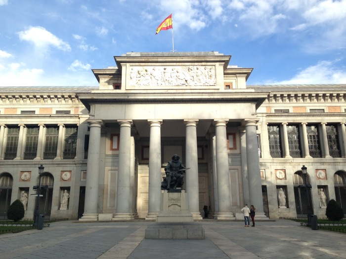 A Walk Through the Prado