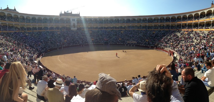 Notes on a Spanish Bullfight