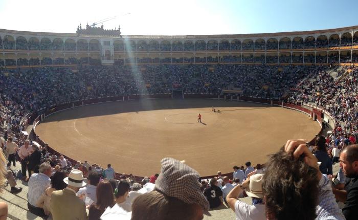 Notes on a SpanishBullfight