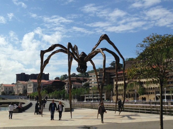 Basking in the Basque Country: Bilbao