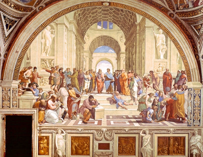 School of Athens_Fotor