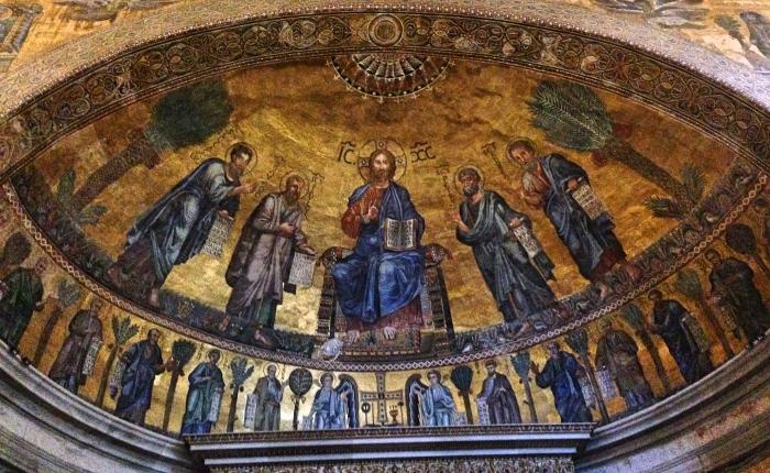 Roaming in Rome:Basilicas