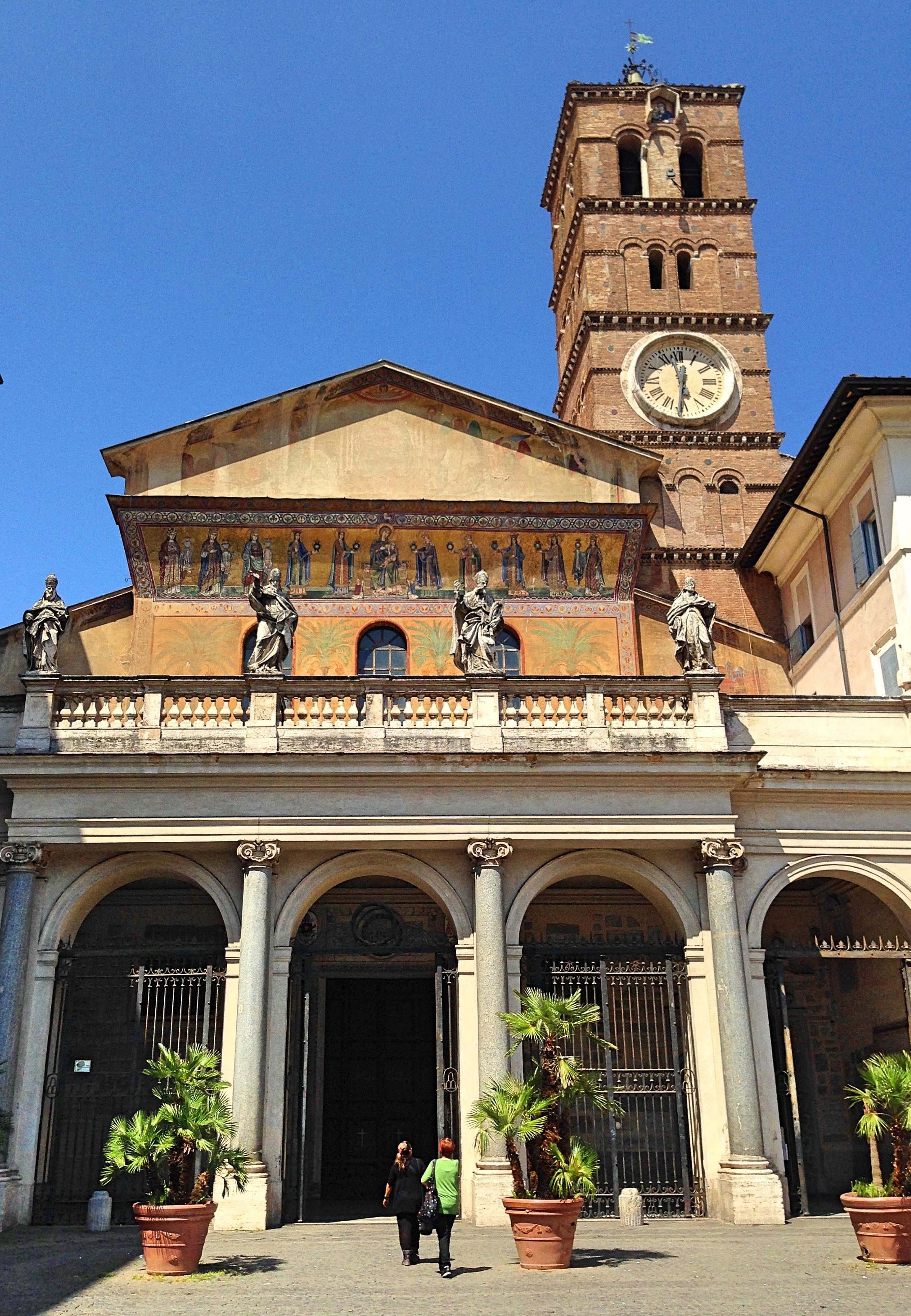 Santa_Maria_Trastevere
