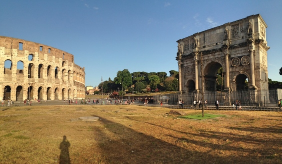 colosseum-and-constantine