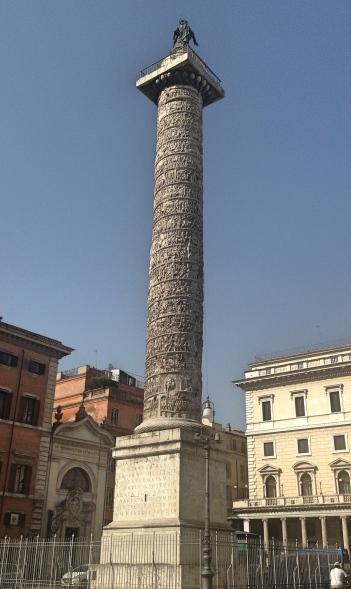 hadrians-column