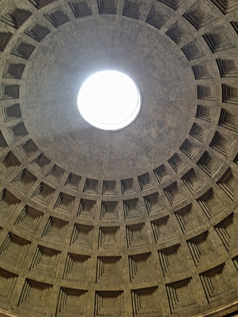 pantheon-roof