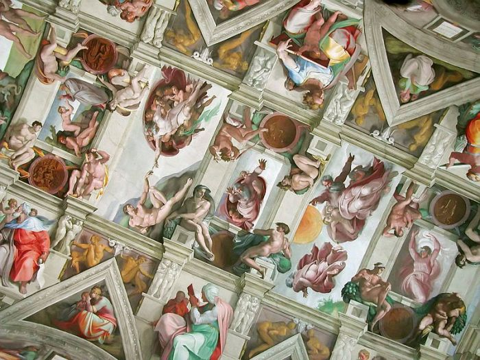 Roaming in Rome: theVatican