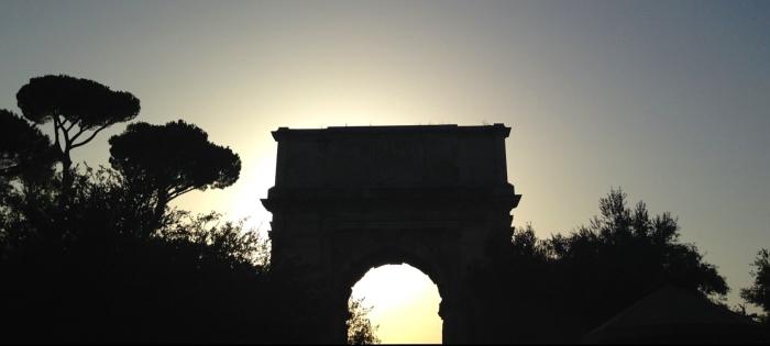 Arch_sunset