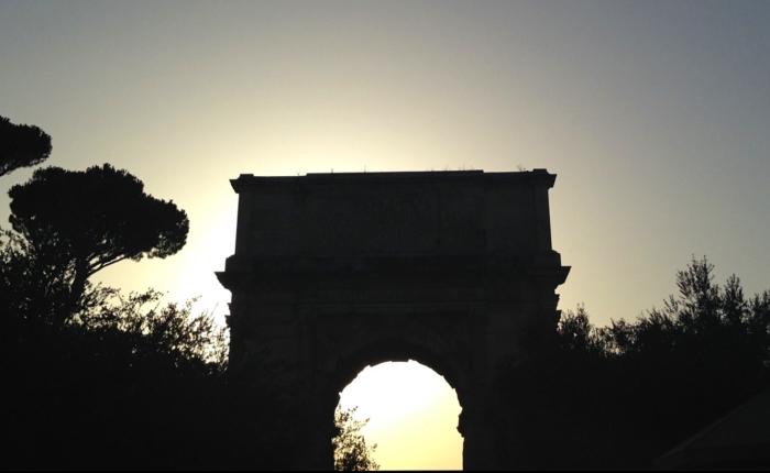 Roaming in Rome:Ruins