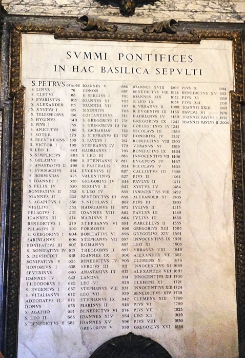 list-of-popes