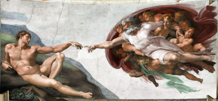 Creation-of-adam-sistine