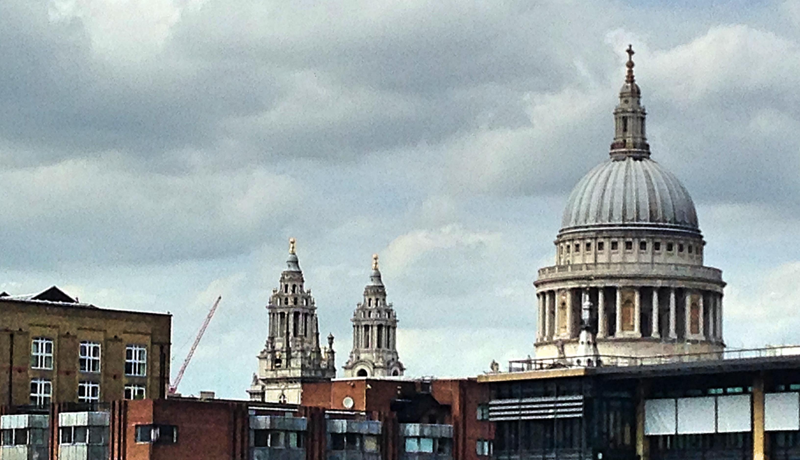 St. Paul's Buildings
