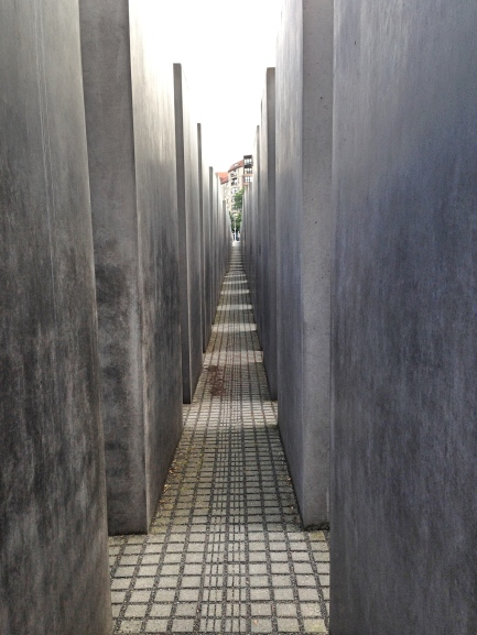 Holocaust Memorial Interior