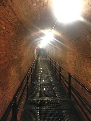 Tunnel Interior
