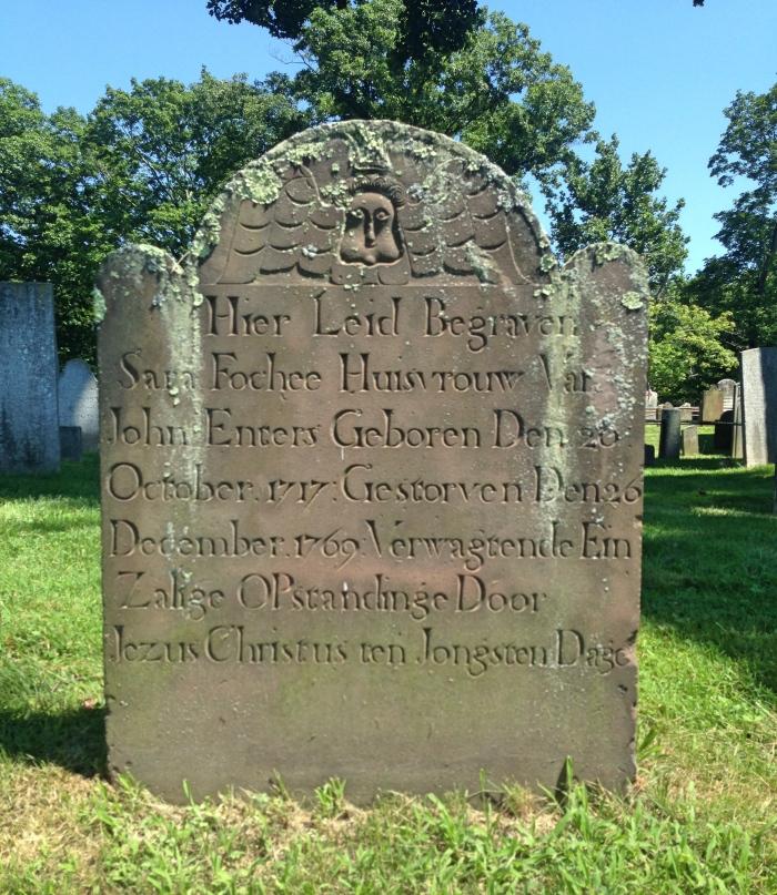 Dutch Grave