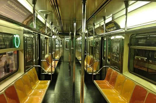 Subway Interior