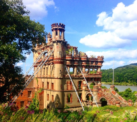 Bannerman Castle Braces