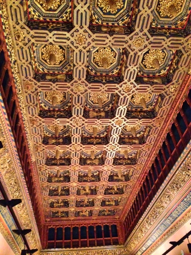 Throne Room Ceiling