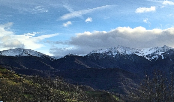 Asturias Mountains