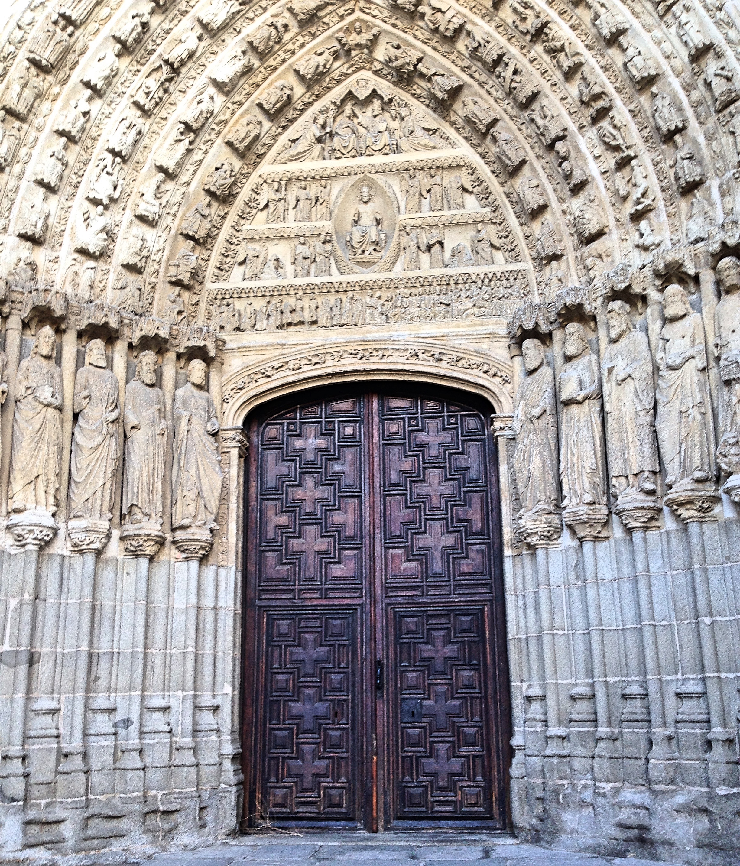 Avila North Door