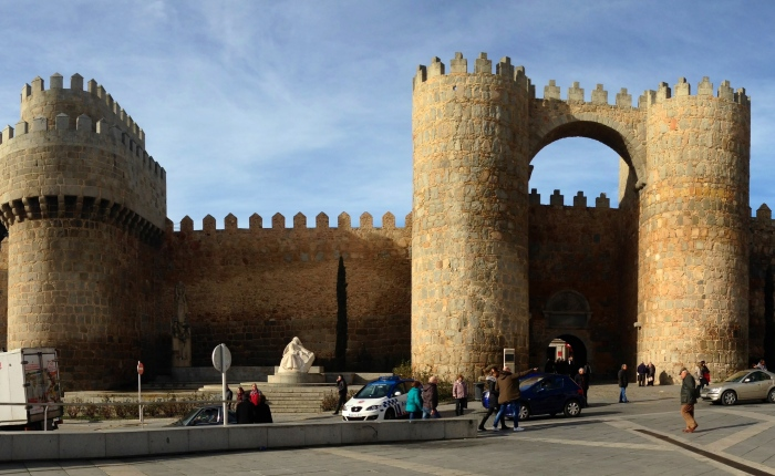 Day Trips from Madrid: Ávila