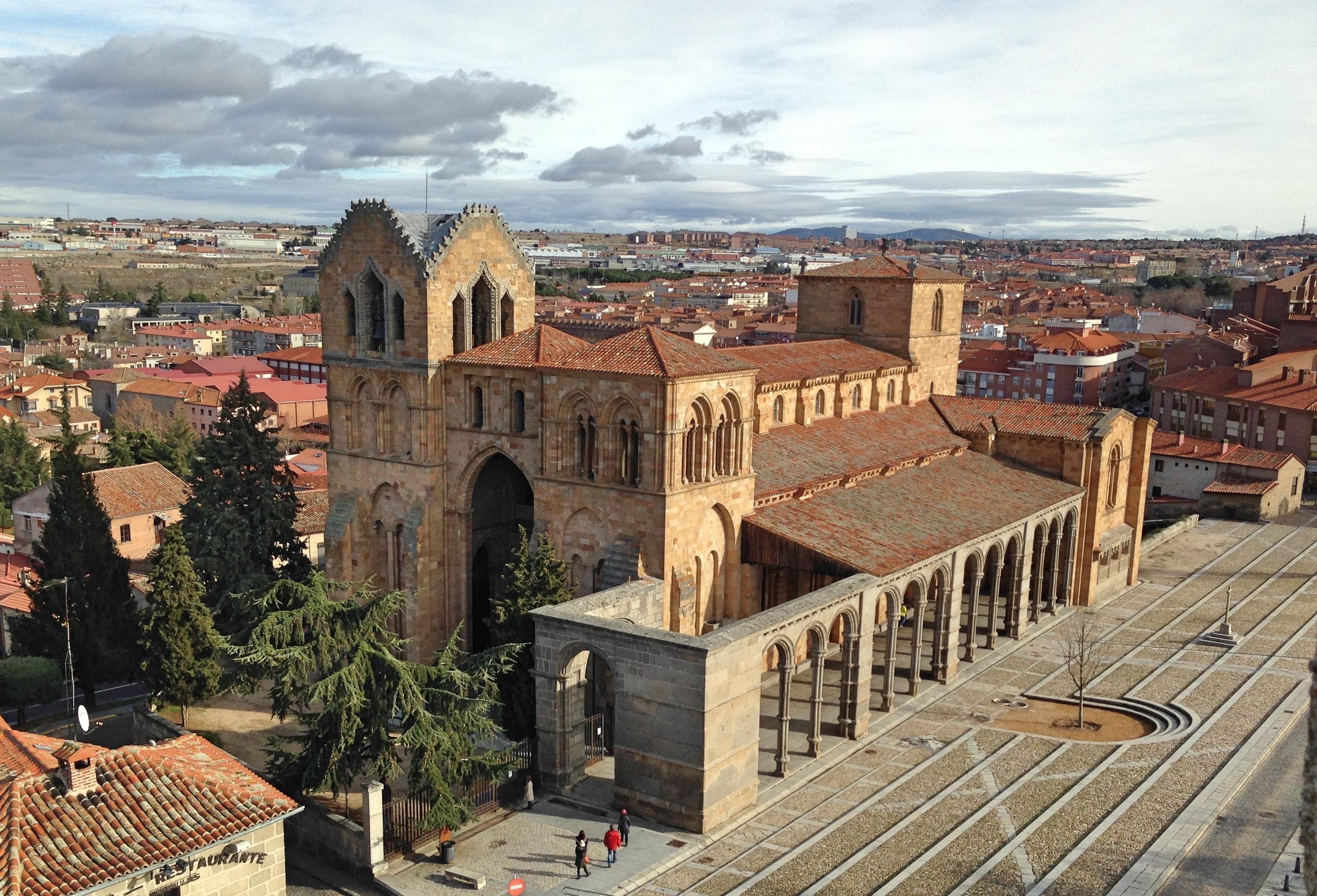 Basilica de San Vicente