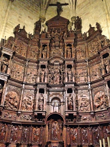 Caceres Altar