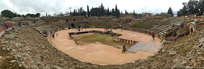 Caceres Amphitheater