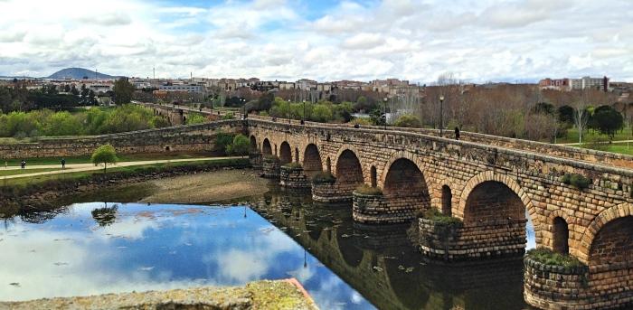 Caceres Roman Bridge