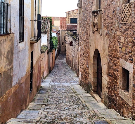 Caceres Street