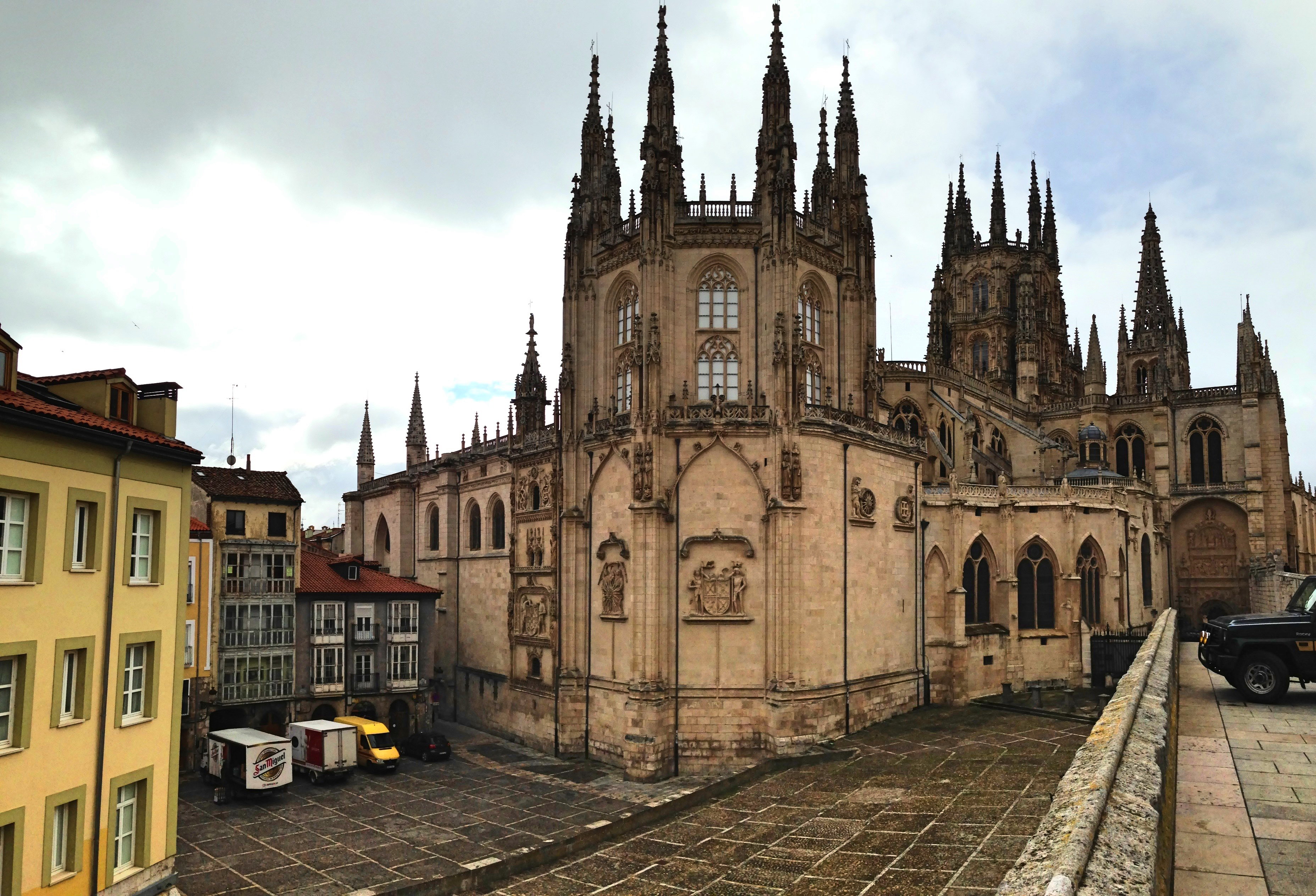 Cathedral Back