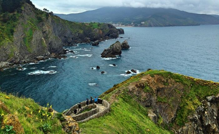 Basking in the Basque Country: San Juan deGaztelugatxe