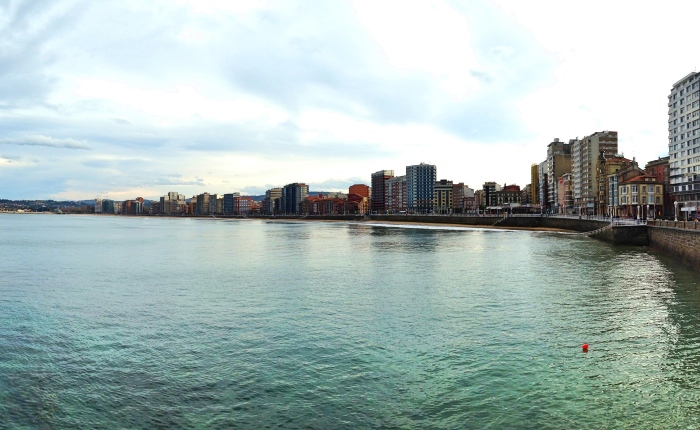 North from Madrid: The Cantabrian Mountains &Gijón