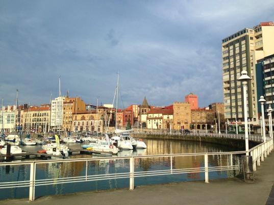 Gijon Port