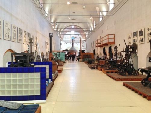 Granja Glass Factory