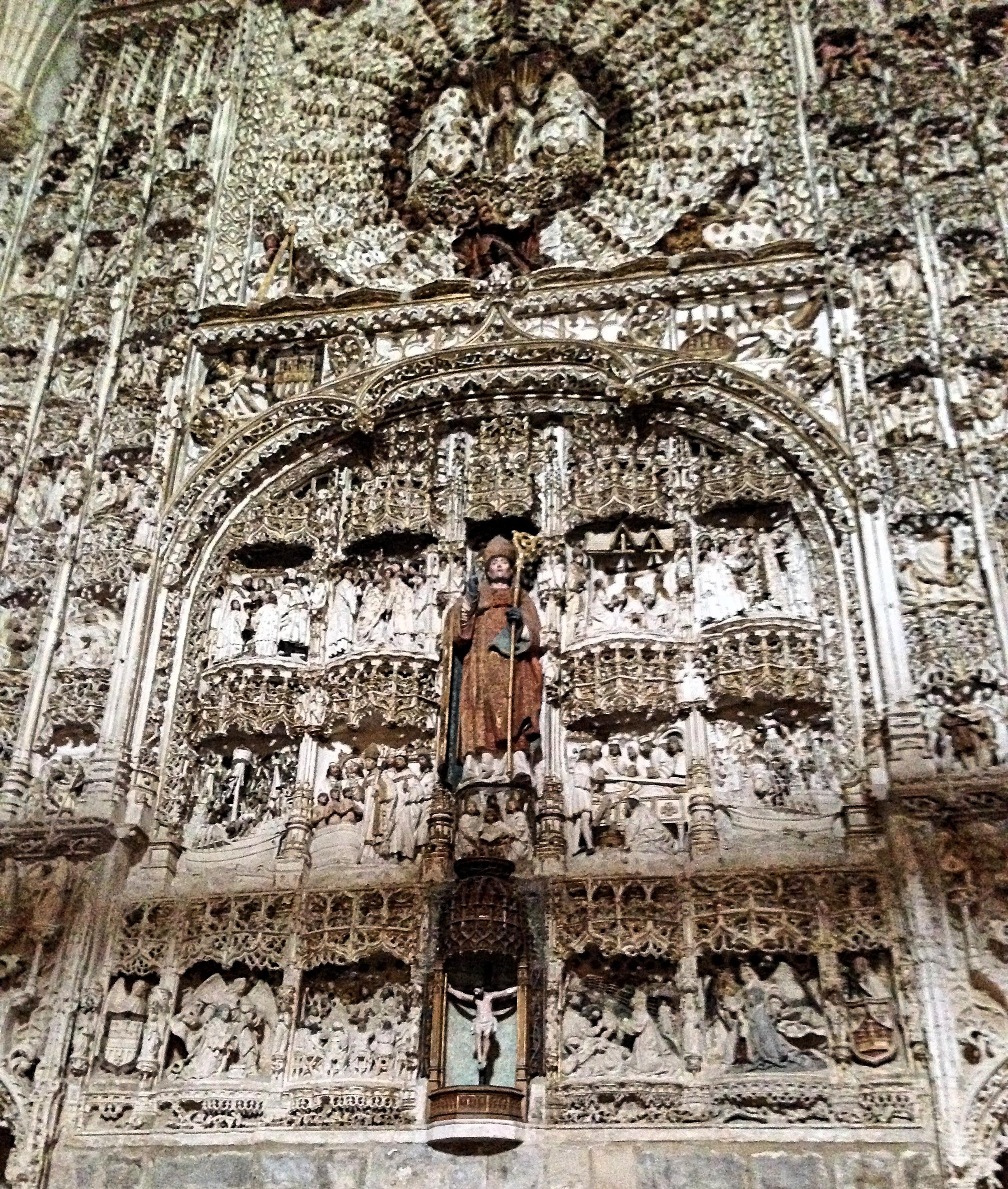 Iglesia de San Nicolas Altar