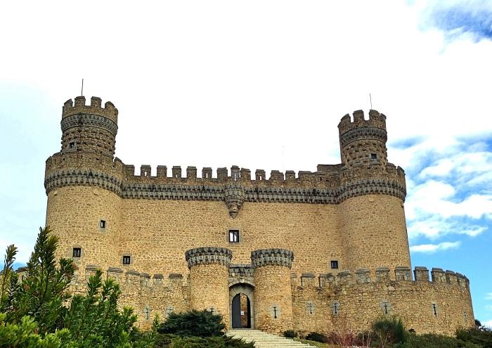 Manzanares Castle