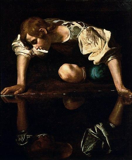 Narcicus Caravaggio