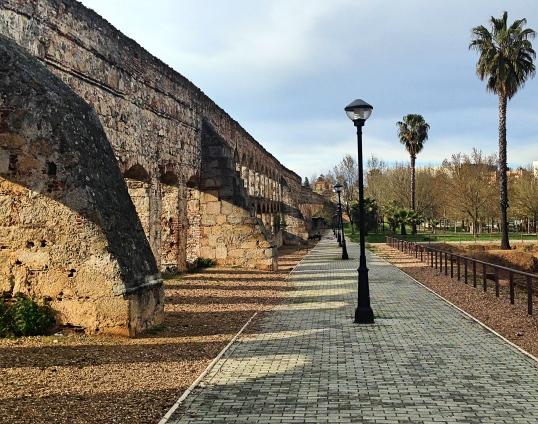 San Lazaro Aqueduct