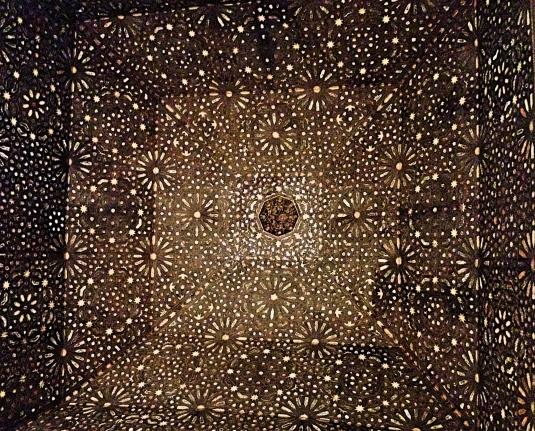Alhambra_Ceiling