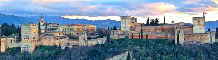 Granada: A Tale of the Alhambra