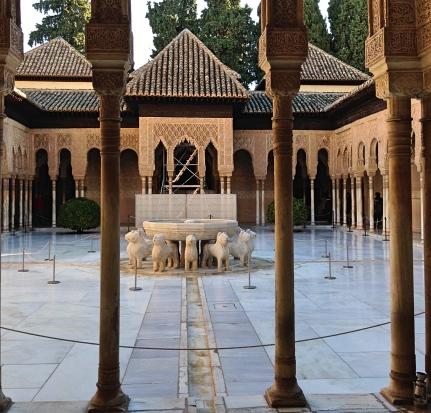 Alhambra_Lions