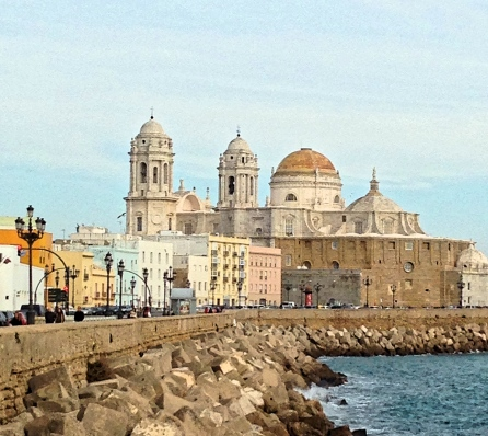 Cadiz_Cathedral_Distance
