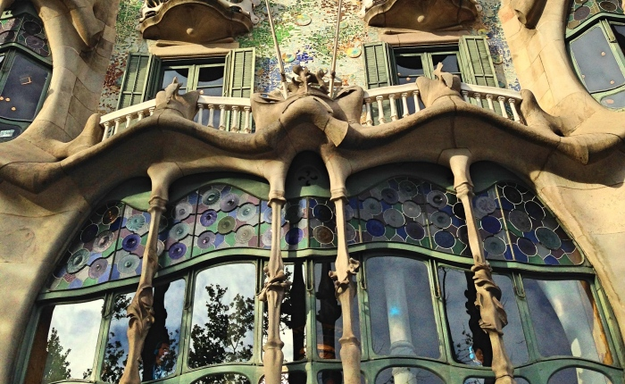 Review: Gaudí—Visionary Architect