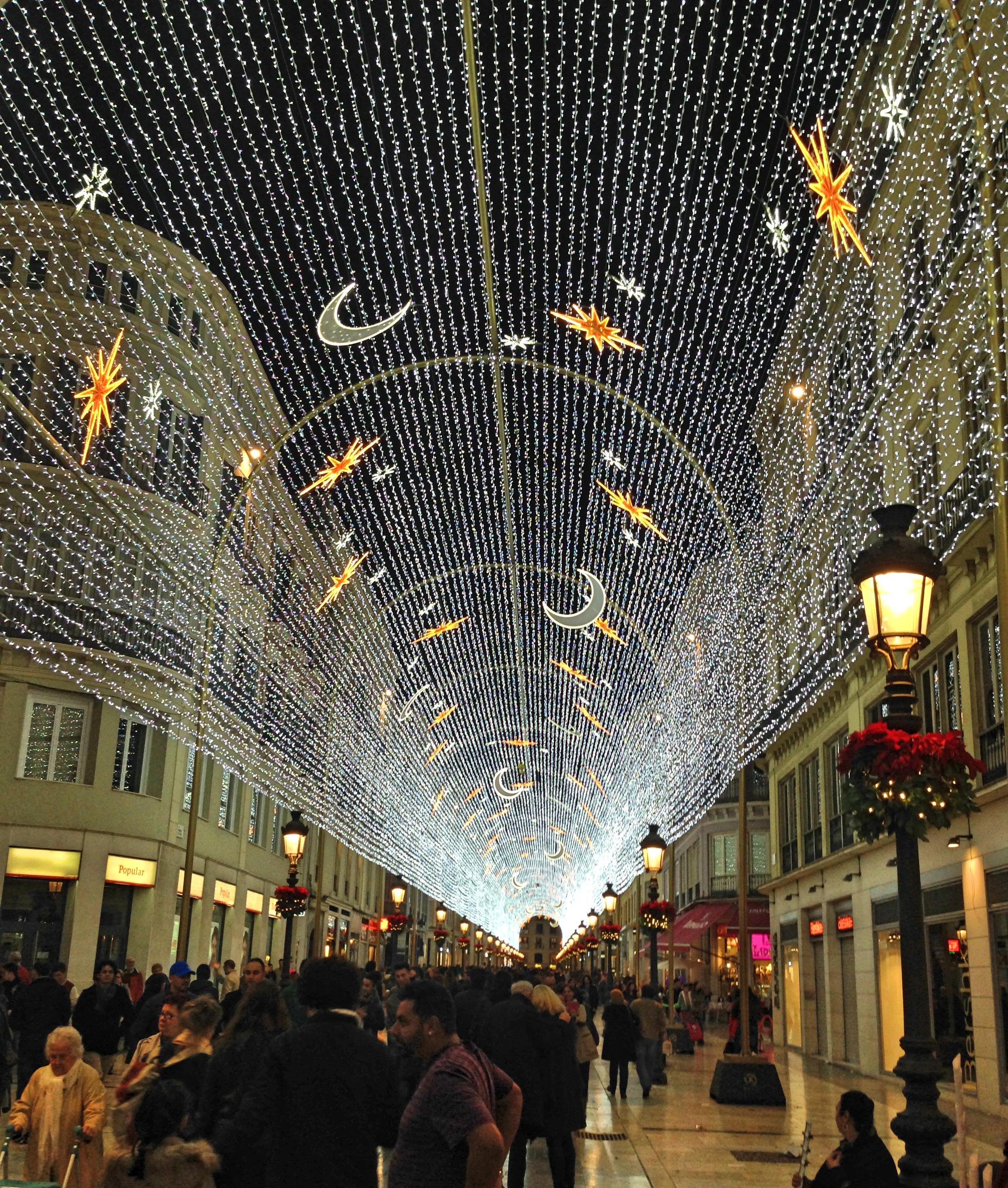 Malaga_Christmaslights