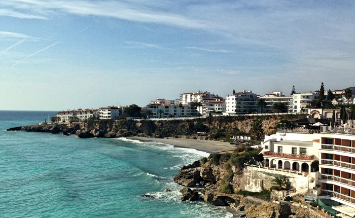 Christmastime in Andalusia:Nerja