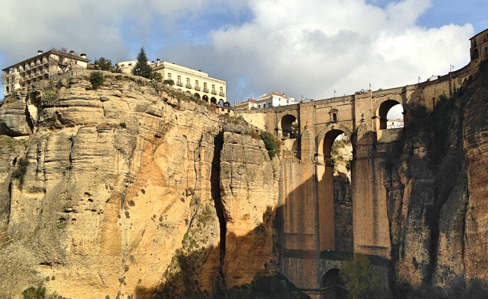 Christmastime in Andalusia: Ronda