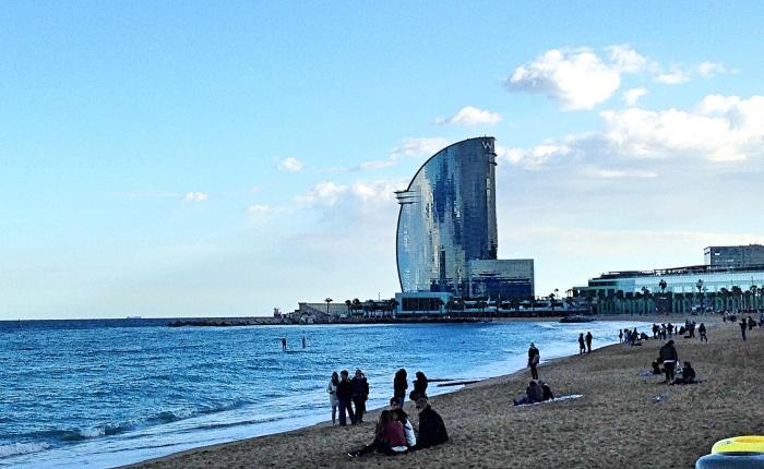 Homage to Catalunya: The City ofBarcelona
