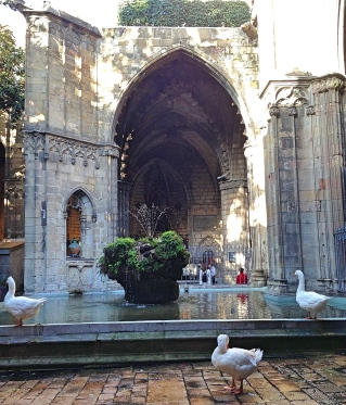 Barcelona_Cathedral_Courtyard